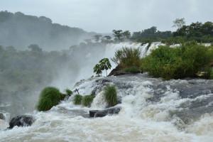 Chutes Iguaçu, Brésil